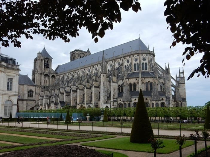 Tourisme en France, capitale de la culture, Bourges